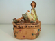Treasure Your Dreams Trinket Box by Happy Hearts Collection Gift Idea
